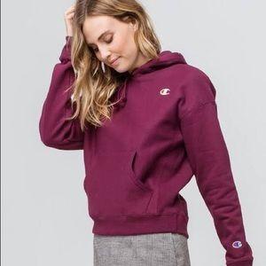 Tops - Champion reverse weave hoodie